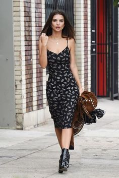 Catch up on what the stars have been wearing this week Emily Ratajkowski