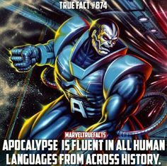 X-Men: Apocalypse Comic-Con footage was screened at this year's San Diego convention and we've got a description of what was shown! Marvel Heroes, Captain Marvel, Marvel Avengers, Avengers Images, Marvel Images, Apocalypse Comics, Giant Dogs, Star Lord, X Men