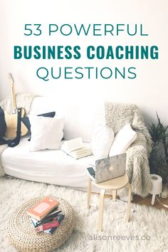 As a business coach you need a lot of knowledge and tools, and part of that is being able to identify powerful Business Coaching questions when needed. Business Advisor, Business Coaching, Business Ideas, Coaching Questions, Life Coaching Tools, Becoming A Life Coach, Christian Life Coaching, Business Inspiration, Knowledge