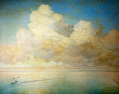 painted sky by William Peter Watson