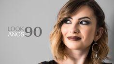 Adoro Maquiagem Tendência de beleza: como fazer um make anos 90 chique Uma das décadas preferidas das fashionistas invadiu o mundo da maquiagem e da moda. Aprenda um make com esse ar noventinha e veja como combiná-lo com looks modernos http://rede.natura.net/espaco/kellysantos