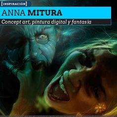 Concept art, pintura digital y fantasía de ANNA MITURA. Arte digital de gran calidad desde Polonia.  Leer más: http://www.colectivobicicleta.com/2013/05/Concept-art-de-ANNA-MITURA.html#ixzz2TPNSmoga