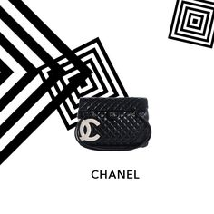 538da6f90c1 CHANEL CAMBON LARGE FLAP TOTE BLACK WHITE This stunning tote is finely  crafted of black diamond