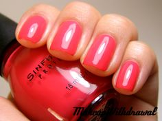 Sinful Colors - Thimbleberry