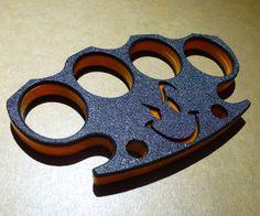 Defiant Craft Knuckle Dusters | DudeIWantThat.com
