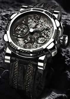 Romain Jerome Moon Dust-DNA Mood Series Watches