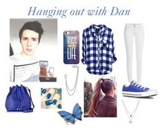 """""""Hanging out with Dan"""" by zeniboo ❤ liked on Polyvore"""