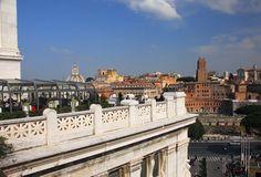 le terrazze del vittoriano, roma