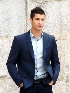 Meet the extraordinary Cristiano Ronaldo. He's a football player well-known…