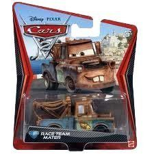 Toy / Game Disney / Pixar CARS 2 Movie 155 Die Cast Car Race Team Mater 5 x x inches ; 1 pounds by >>> Make certain to check out this amazing item. (This is an affiliate link). Cars 2 Movie, Disney Cars Toys, Disney Races, Die Games, Popular Kids Toys, Play Vehicles, Lightning Mcqueen, Latest Cars, New Toys