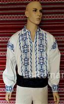 Romanian folk costume for man, handmade 100%