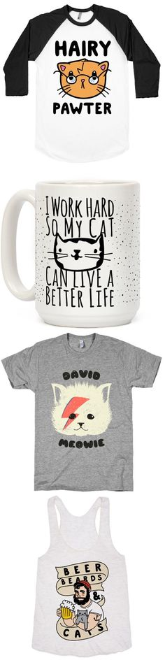 If you love cats, you will want to see these designs.