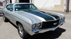 1970 Chevrolet Chevelle SS 454 CI, Automatic presented as lot F38 at Denver, CO 2015 - image1