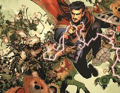 The Doctor Is In! Your First Look at DOCTOR STRANGE The Sorcerer Supreme returns for his first ongoing series in nearly twenty years, and he's making house calls! Today, Marvel is pleased to present y. Marvel Doctor Strange, Doctor Strange Powers, The Stranger, Stranger Things, Marvel Comics Art, Marvel Heroes, Captain Marvel, Marvel Avengers, Skottie Young