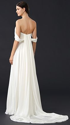 f4d29e2ac9893 Theia Delphine Off Shoulder Gown Off Shoulder Gown