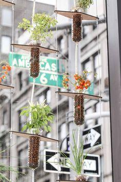 Der vertikale garten live screen danielle trofe  vertikale gärten indoor - Google-Suche | Raumtrenner Divisoria ...