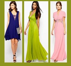 Are you searching the ways to wear #LaceDress? Here are some cool ideas that surely can help you.