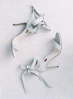 Slate stilettos | Photography: Callie Manion