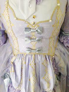 Angelic Pretty | Crystal Dream Carnival Dress