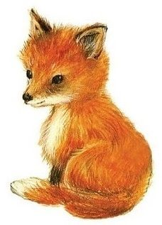I+love+foxes.+Or+at+least+images+and+drawings+of+them.+This+little+baby+fox+is+super+cute+and+will+look+amazing+on+your+body! ................................................................................................................ WHAT+YOU+GET: This+listing+is+for+a+high+quality+...