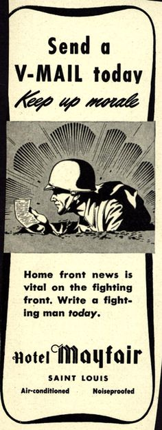 World War 2 Cutting - 1944