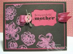 Eleanor's Mother by iafarmgirl1 - Cards and Paper Crafts at Splitcoaststampers