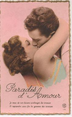 GP LaRose French postcard