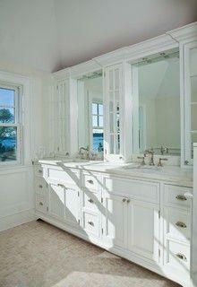 Bathroom - traditional - bathroom - other metro - by Steven Mueller Architects, LLC