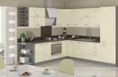 Luxusní kuchyně Carmen, šedý lesk - HIT 2015 Carmen : Zvolený rozměr