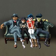 Humanz : Gorillaz: Amazon.it: Musica