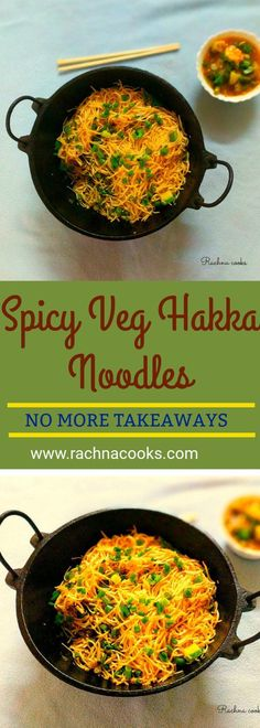 Here is an easy Vegetable Hakka Noodles Recipe that you can easily make at home. Now no more expensive takeaways. Try my spicy veg hakka noodles recipe. #Chinese #vegetarianrecipe #noodles