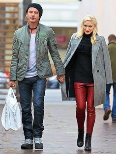 WALK ON photo   Gavin Rossdale, Gwen Stefani