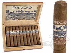 Perdomo Lot 23 Robusto Natural Cigars