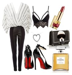 Saturday Night by dilara-semiz on Polyvore featuring polyvore, fashion, style, Free People, Club L, Calvin Klein, Posh Girl, Fendi, Tiffany & Co., Estée Lauder, Chanel and clothing