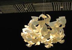 STOCKHOLM DESIGN WEEK 2012 - Peter Schumacher: Leaf Lamp 130 Pendant - Peter Schumacher - Core77
