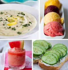 Happy Summer! Recipe Round-Up. - Healthy. Happy. Life.