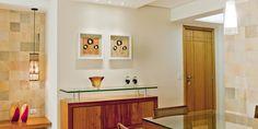 Apartamento Perdizes Buffet - Sala de Jantar Projeto - Enzo Sobocinski Arquitetura