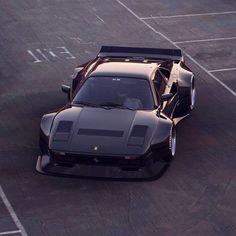 Ferrari wide body. Travel In Style | #MichaelLouis - www.MichaelLouis.com