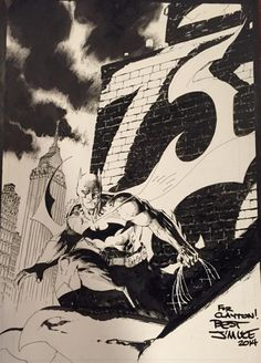 Batman by Jim Lee *