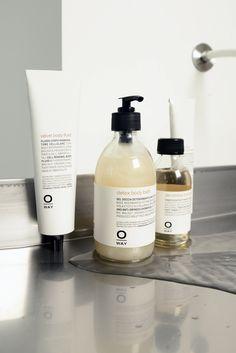 velvet body fluid, detox body bath, de-stress tonic potion #owaybeauty