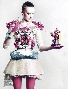 zink magazine 2012  | Fashion Press | We Love Colors: Zink Magazine - May 2012