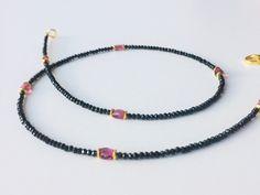 Bead Jewellery, Gems Jewelry, Beaded Jewelry, Handmade Jewelry, Beaded Bracelets, Diy Necklace, Gemstone Necklace, Gold Necklace, Necklaces
