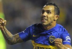 Tevez denies links with Boca hooligans after photo leak