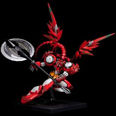 Robot Cartoon, Toy People, Gundam Custom Build, Mecha Anime, Super Robot, Weird Art, Character Design References, Vinyl Figures, Diorama