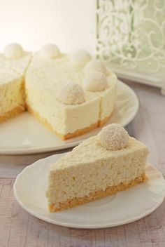 Raffaello torta glutén- és cukormentesen recept - Kifőztük, online gasztromagazin Sugar Free Recipes, Gluten Free Recipes, Sin Gluten, Diabetic Recipes, Cooking Recipes, Healthy Food Options, Sweet And Salty, Dessert Recipes, Desserts