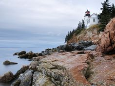 Bass Head Lighthouse : Acadia National Park: Maine's Crown Jewel : TravelChannel.com