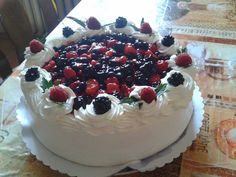 Birthday cake for my bro ^^