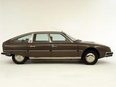 1976 Citroen CX 2400 Pallas   SO MUCH SPAAACE