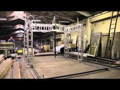 BetAbram 3D Printer (House Printer) - Official video