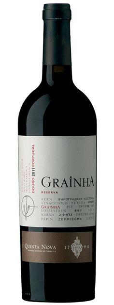 Vinho Tinto Grainha Reserva Quinta Nova